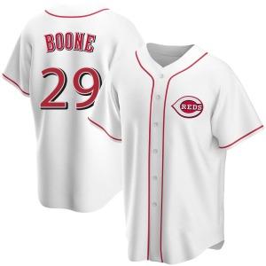 Bret Boone Cincinnati Reds Replica Home Jersey - White