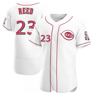 Cody Reed Cincinnati Reds Authentic Home Jersey - White