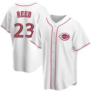 Cody Reed Cincinnati Reds Replica Home Jersey - White