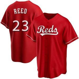 Cody Reed Cincinnati Reds Youth Replica Alternate Jersey - Red