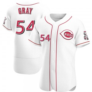 Sonny Gray Cincinnati Reds Authentic Home Jersey - White